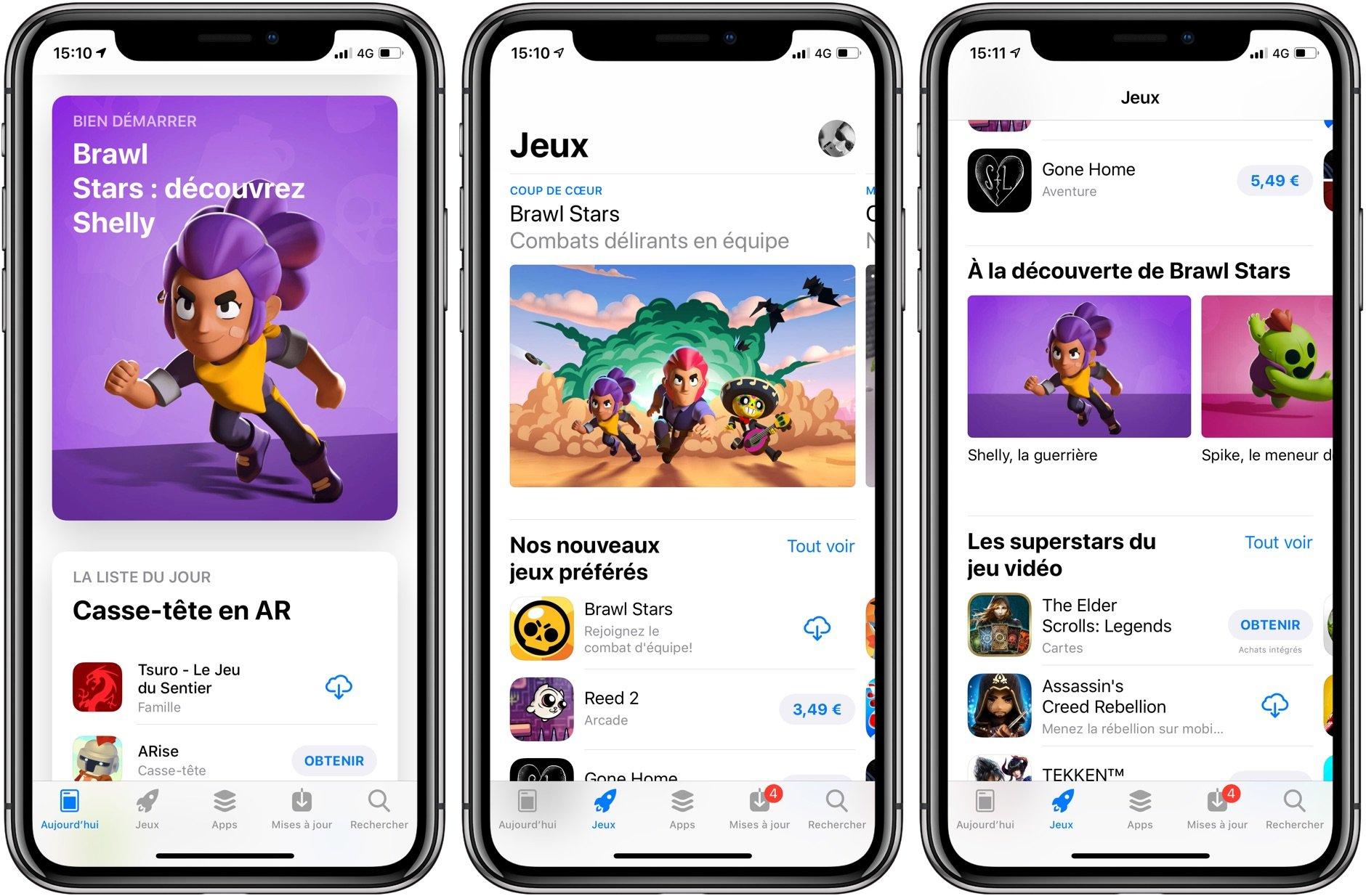 Apple préparerait une offre de jeux sur abonnement 1