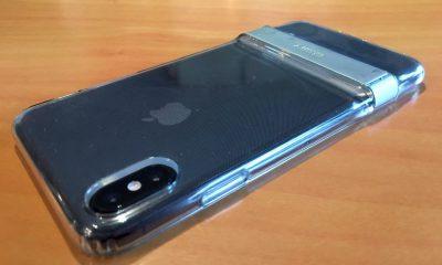 Test lecteur : la coque transparente ESR pour iPhone X, XR, XS, avec support béquille métallique ! 19