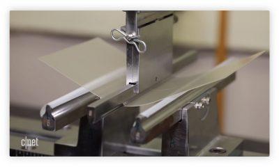 Le fabriquant de vitres iPhone progresse vers le verre pliable, mais il reste du chemin 19