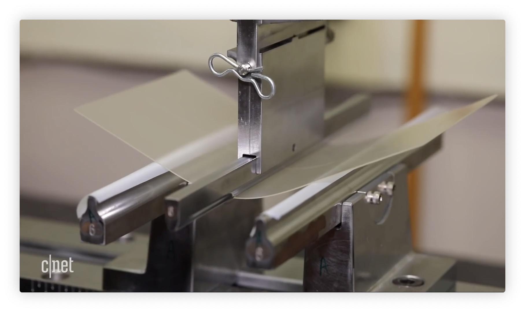 Le fabriquant de vitres iPhone progresse vers le verre pliable, mais il reste du chemin 1