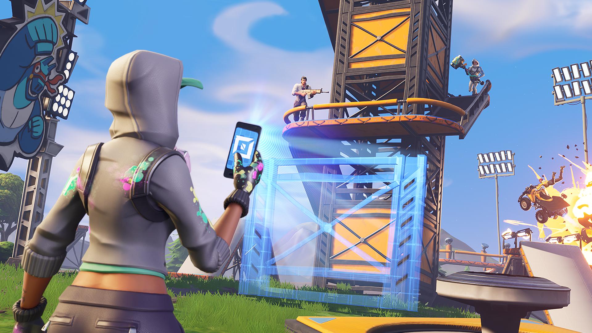 """Fortnite : Epic Games veut aller plus loin que le simple jeu, un """"Métavers"""" ? 1"""