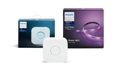 Promo du jour : 7 Kits Hue et des thermostats Tado homekit  + code promo 10 € pour 50 € d'achat Amazon 19