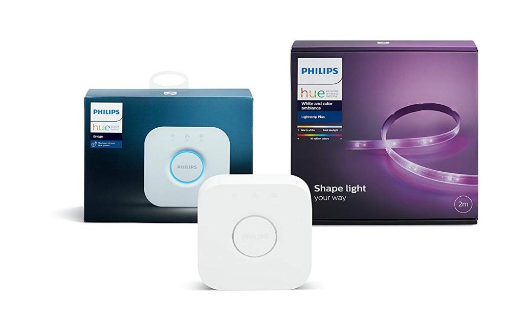 Promo du jour : 7 Kits Hue et des thermostats Tado homekit  + code promo 10 € pour 50 € d'achat Amazon 1