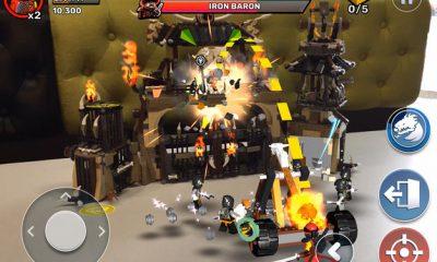 Lego sort son appli Playgrounds iOS : briquettes et réalité augmentée se mélangent pour animer le salon 33