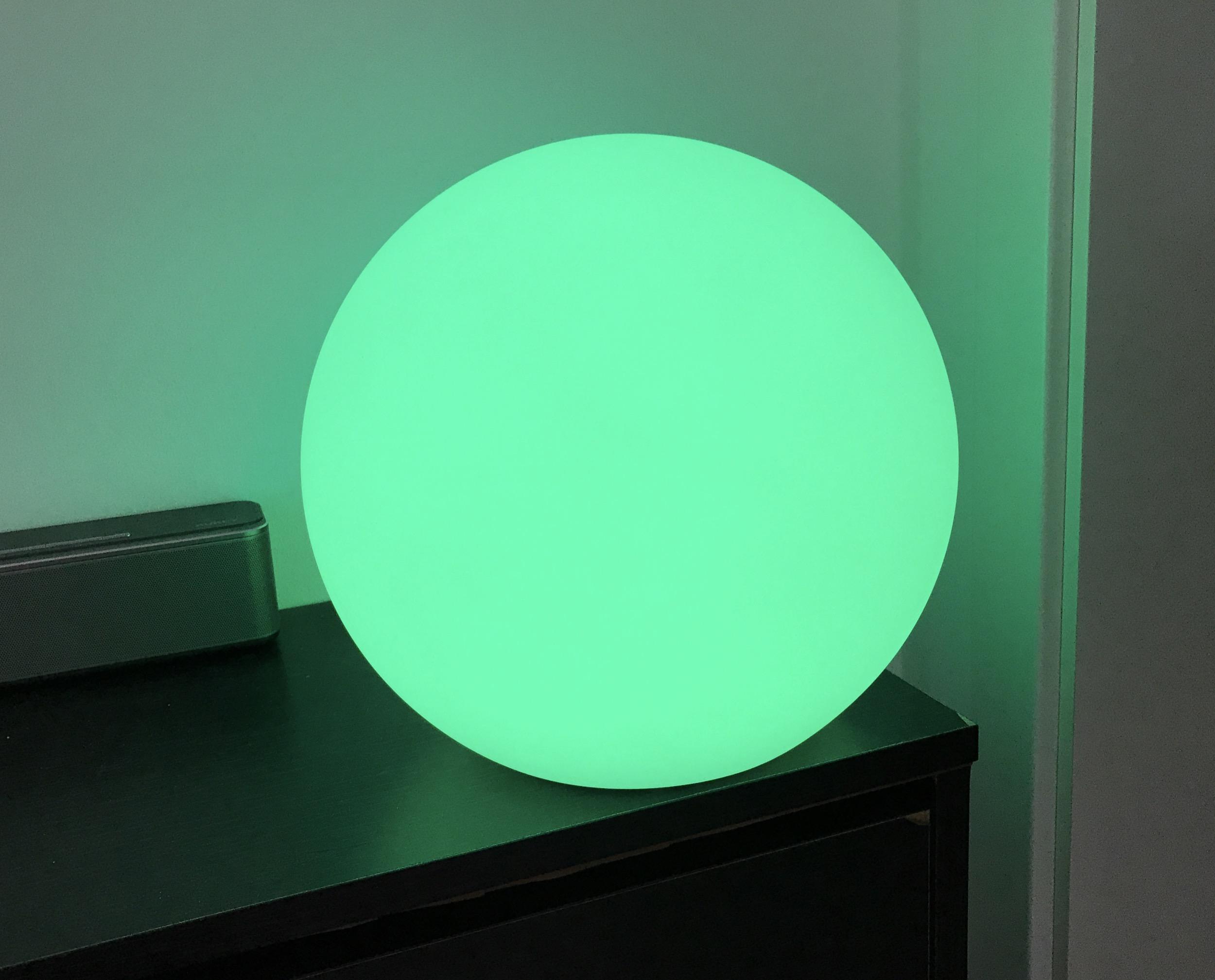 Test de la lampe connectée Eve Flare : pour mettre l'ambiance tout en couleurs, via HomeKit/Siri 1