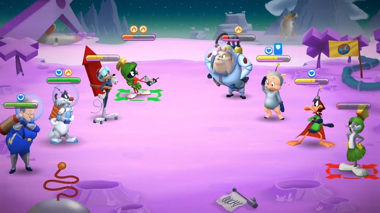 Bugs Bunny, Taz et compagnie débarquent sur iPhone et iPad, dans Looney Tunes Monde en Pagailles 1