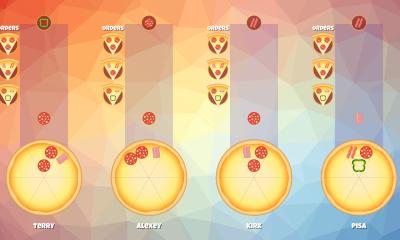 """Test """"Pizza The Pie"""" sur iPhone et iPad : de l'action pour le pizzaïolo en chef ! 31"""
