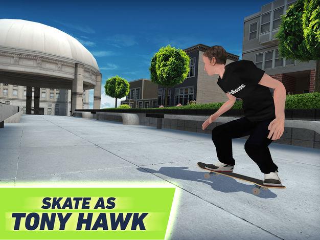 Skate Jam : le nouveau jeu de skate de Tony Hawk disponible sur iPhone et iPad 1