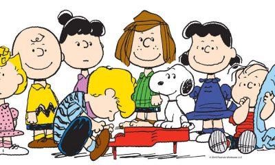 Snoopy et sa bande arrivent chez Apple 15