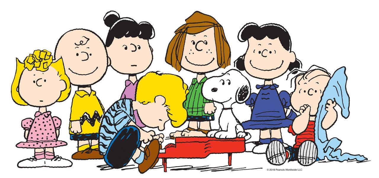 Snoopy et sa bande arrivent chez Apple 1