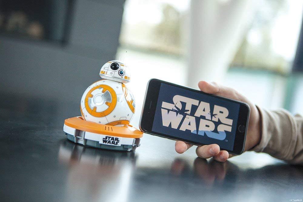 Les robots connectés Star Wars de Sphero vivent leur dernier noël 1