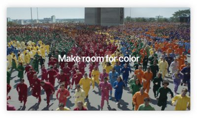 Parkour par centaines et couleurs pour le tout nouveau spot iPhone XR 31