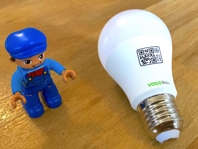 Test de l'ampoule connectée Vocolinc : compatible HomeKit sans hub (et enceintes intelligentes) 1