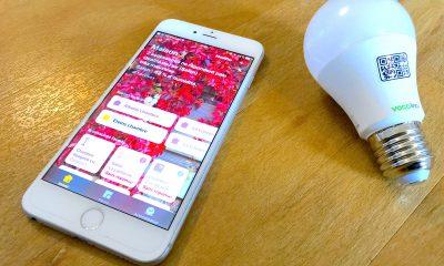 Avant son test, l'ampoule connectée Vocolinc en photos : compatible HomeKit et enceintes intelligentes 33
