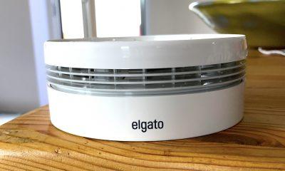 Test du capteur Eve Smoke : détecteur de fumée et de chaleur compatible HomeKit/Siri 35