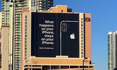 Apple fait un joli clin d'œil à la concurrence pour le CES de Las Vegas 37
