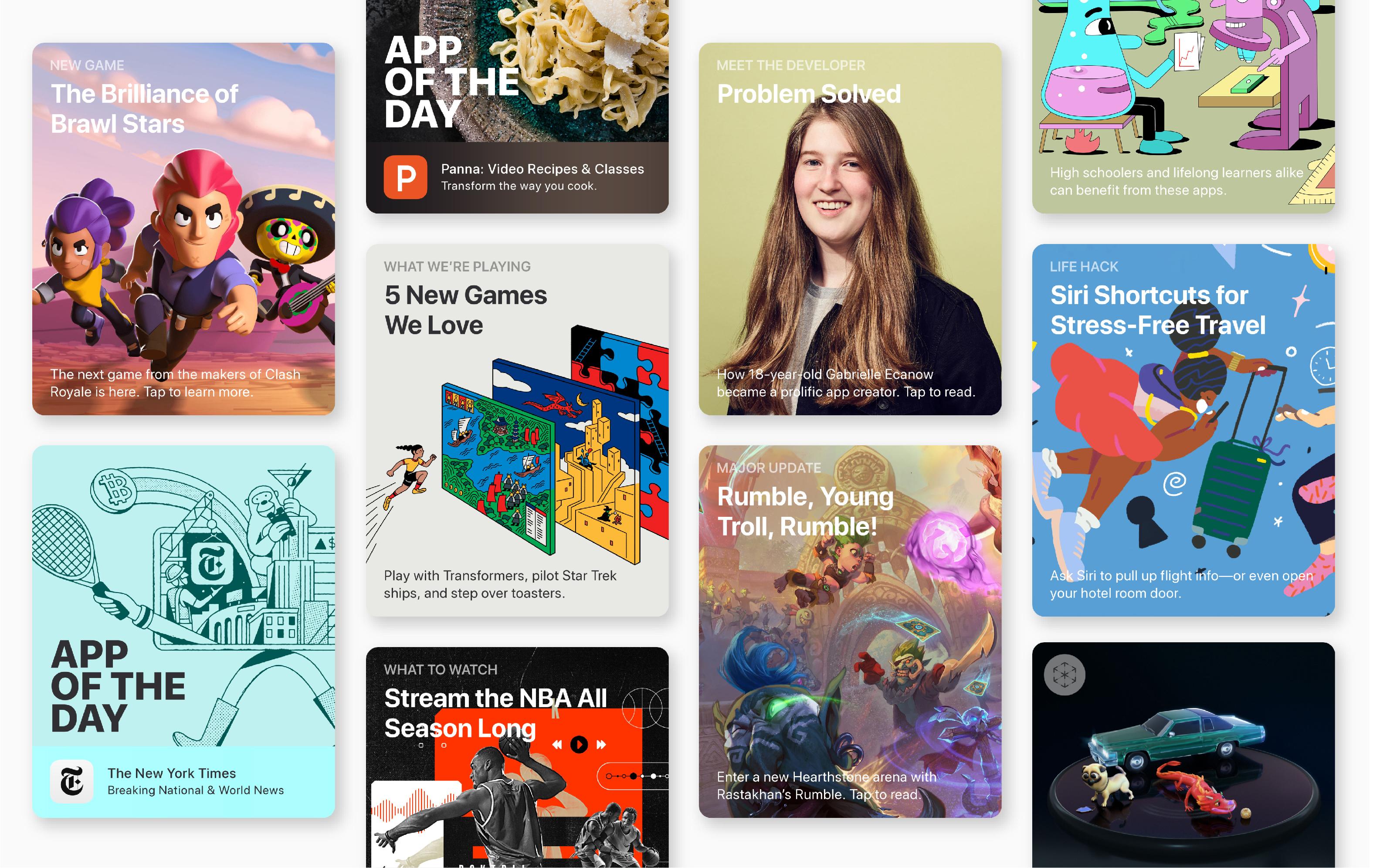 Apple confirme les records de ventes App Store des fêtes de fin d'année 1