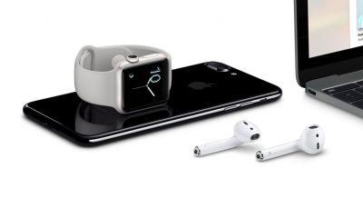 La part de marché d'Apple sur le segment des montres et accessoires connectés (Watch, AirPods) toujours au beau fixe 1