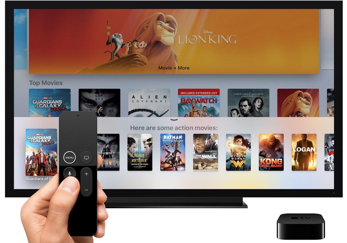 Apple signe les derniers deals de son service de streaming vidéo, faisant la part belle aux contenus tiers 1