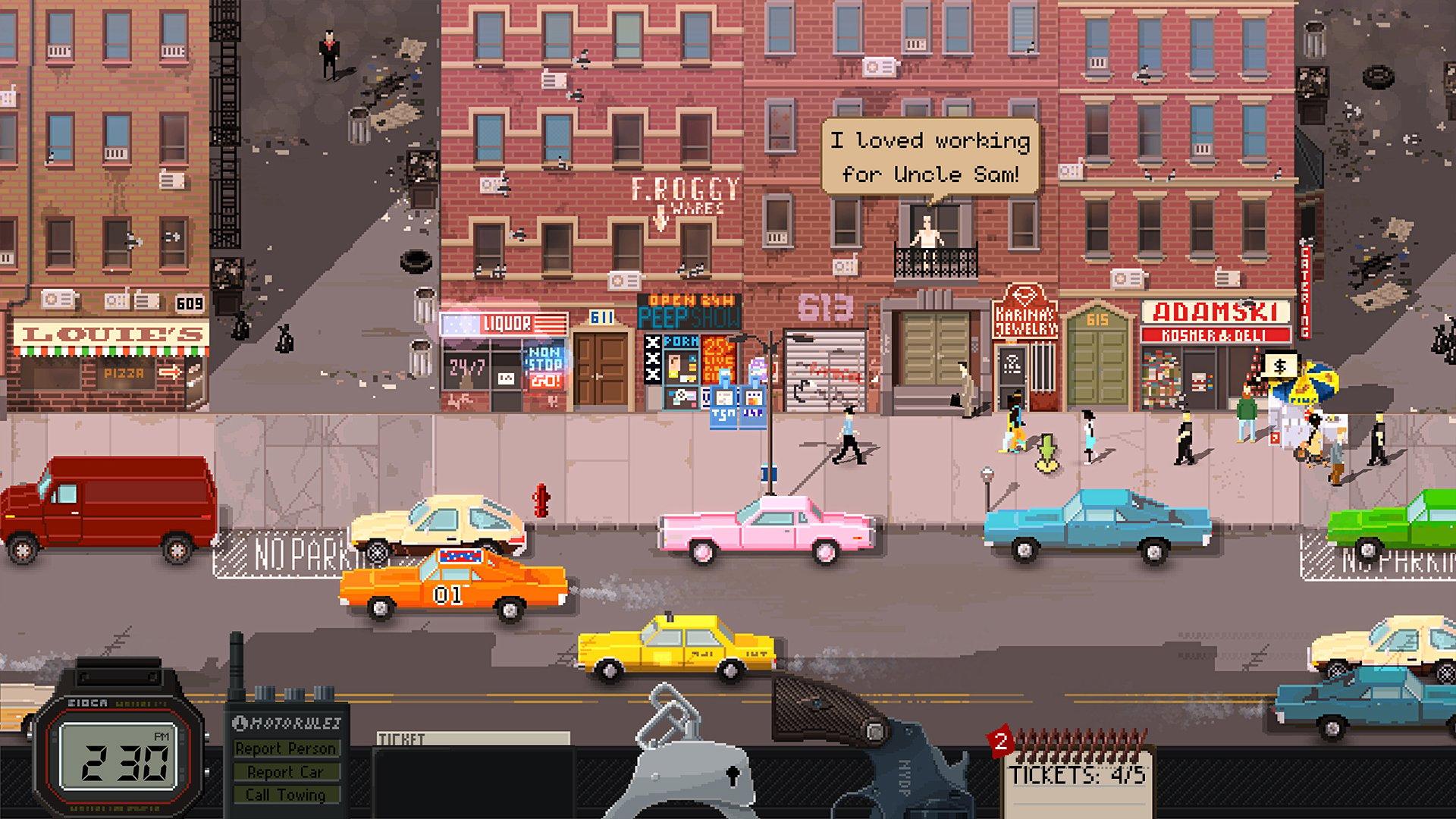 Découvrez 21 nouveaux jeux iOS, dont Alien: Blackout, Detective Gallo, Beat Cop, Andor, Backfire, etc. 1