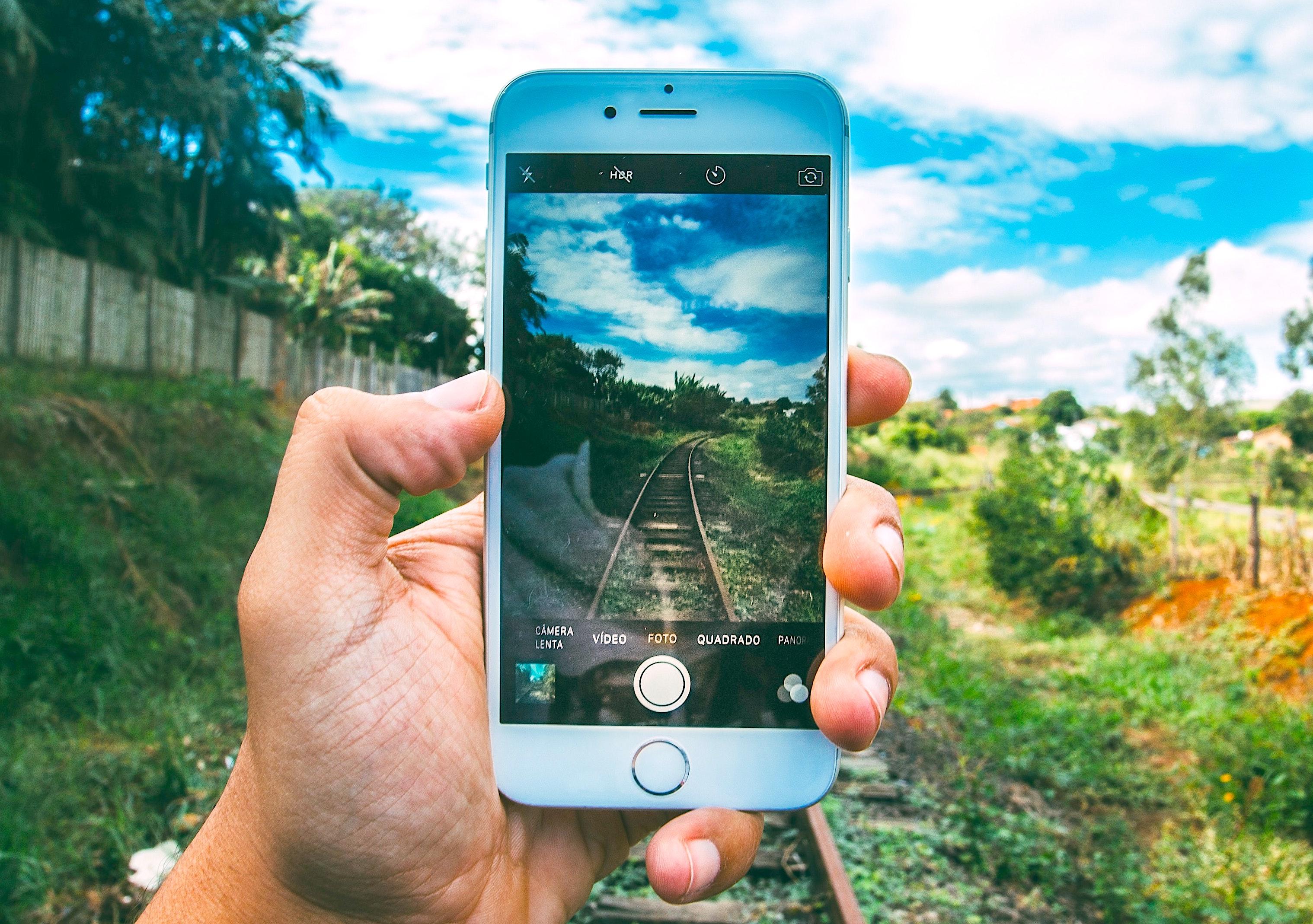 La détection de mouvement : une interface pour l'Apple Watch et l'iPhone ? Deux exemples chez Apple 1
