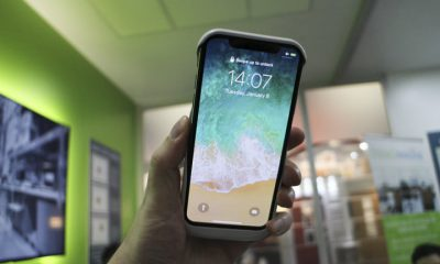 La recharge sans-fil à distance progresse : coque iPhone Spigen l'an prochain ? 13