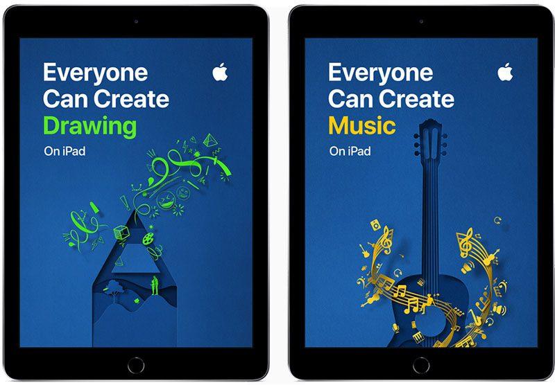 """Les cours d'Apple  """"La créativité pour tous"""" sont désormais disponibles en français : photo, vidéo, dessin et musique 1"""