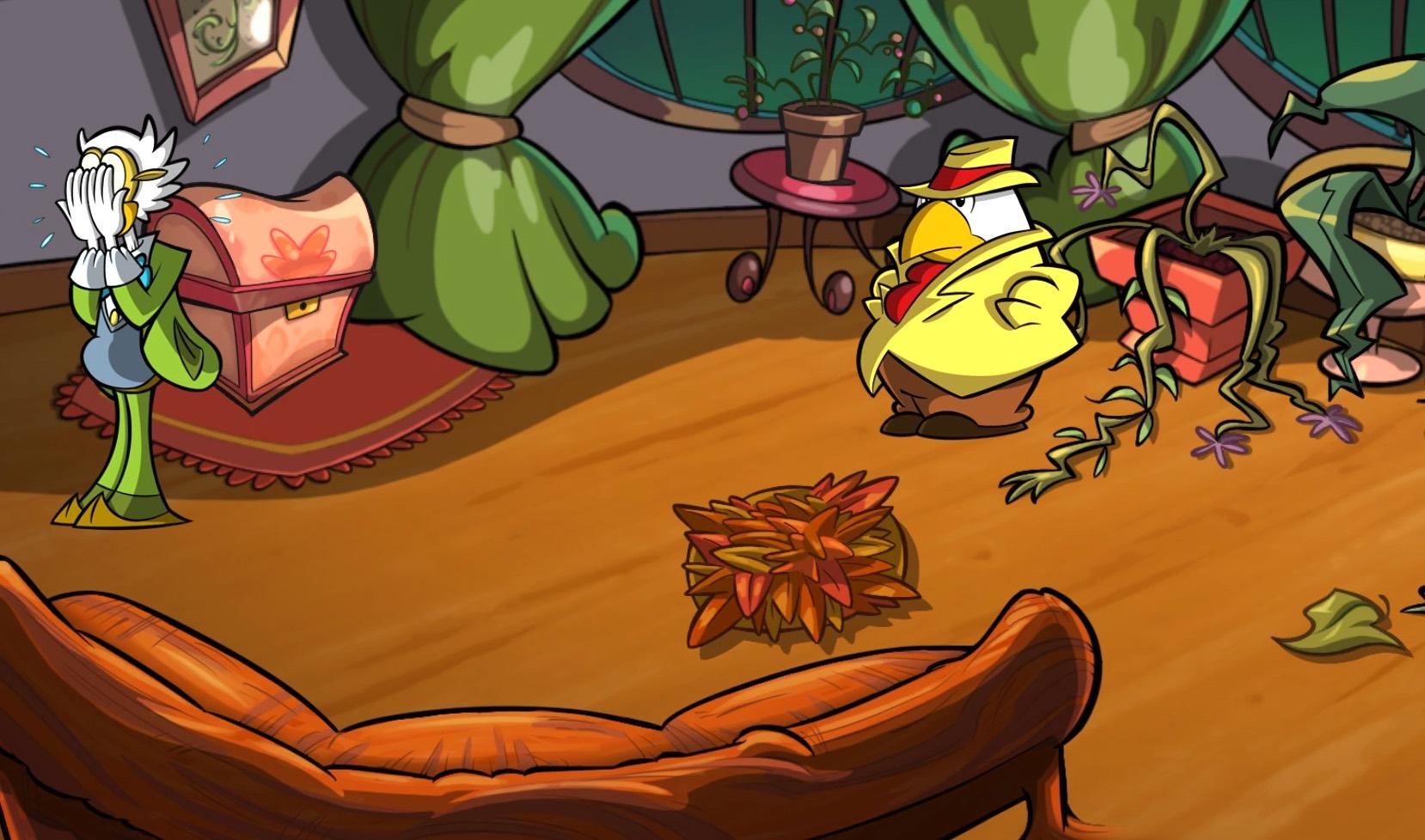 Dans les plumes d'un poulet enquêteur : test du très joli Detective Gallo iOS 1