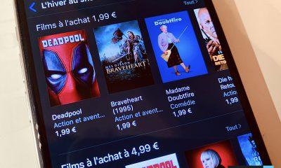 Promos iTunes :  12 BD, 20 films classiques, 70 films à 1,99 € (moins cher que la location) et 30 récents à 4,99 € ! 7