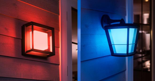 Capteur de mouvement et nouvelles lampes pour l'extérieur dans la gamme Philips Hue (Homekit) 1