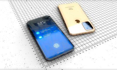 Concept d'iPhone 2019 : gros objectif et design iPhone 4 en photos et vidéo 11