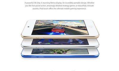 """Un nouvel iPod Touch à forte connotation """"Gaming"""" ? La rumeur du moment ... 11"""