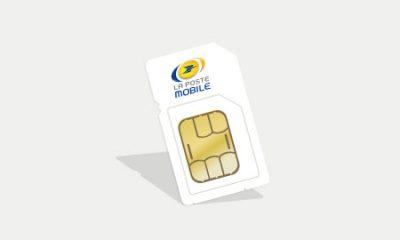 Promo forfait : illimité + 60 Go data et 10 Go Europe à 9,99€, sans limite de durée avec La Poste Mobile 7
