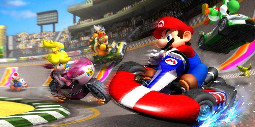 Pas de Mario Kart sur iPhone et Android avant l'été ! 1