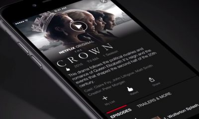 Aie... Netflix retire le support du streaming AirPlay de son app iOS 5