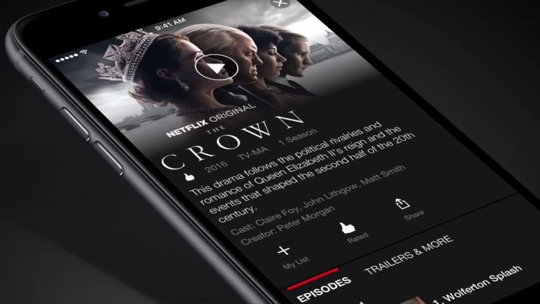 Aie... Netflix retire le support du streaming AirPlay de son app iOS 1