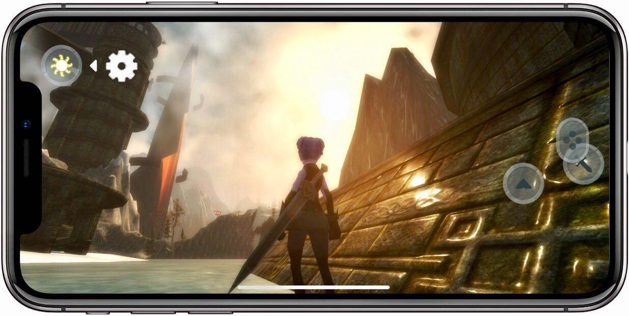 La suite du superbe Nimian Legends arrive sur iOS : vous pouvez participer au bêta test ! 1