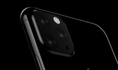 Selon le WSJ : triple capteur photo sur l'iPhone 2019 Max et double sur le successeur du XR 27
