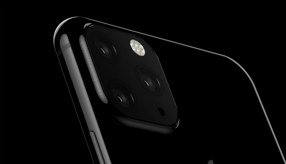 Rumeur : l'iPhone 2019 doté de trois objectifs photos recréé en 3D (vidéo) 1