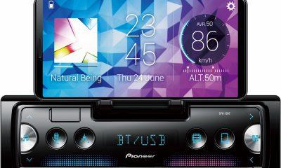 Pioneer sort un autoradio qui utilise l'iPhone comme afficheur 15