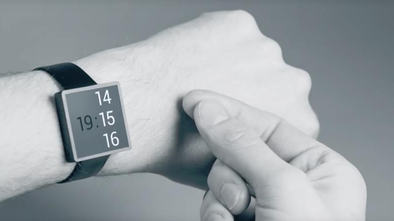 Les étonnants boutons virtuels Soli de Google avancent d'un petit pas vers leur utilisation : vidéo 1