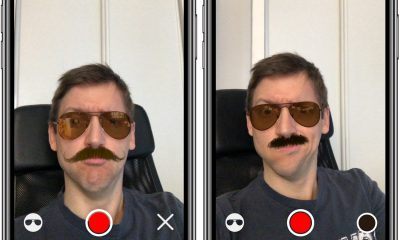 Faites-vous pousser la moustache en Réalité Augmentée sur iPhone X, XS, XR et iPad Pro avec Real Mustache AR 27