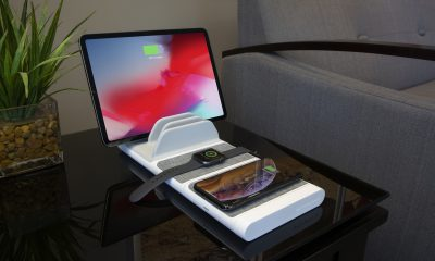 Chez Scosche : un chargeur modulaire sans-fil pour les fans d'Apple : iPhone, Watch et iPad sur une même base 19
