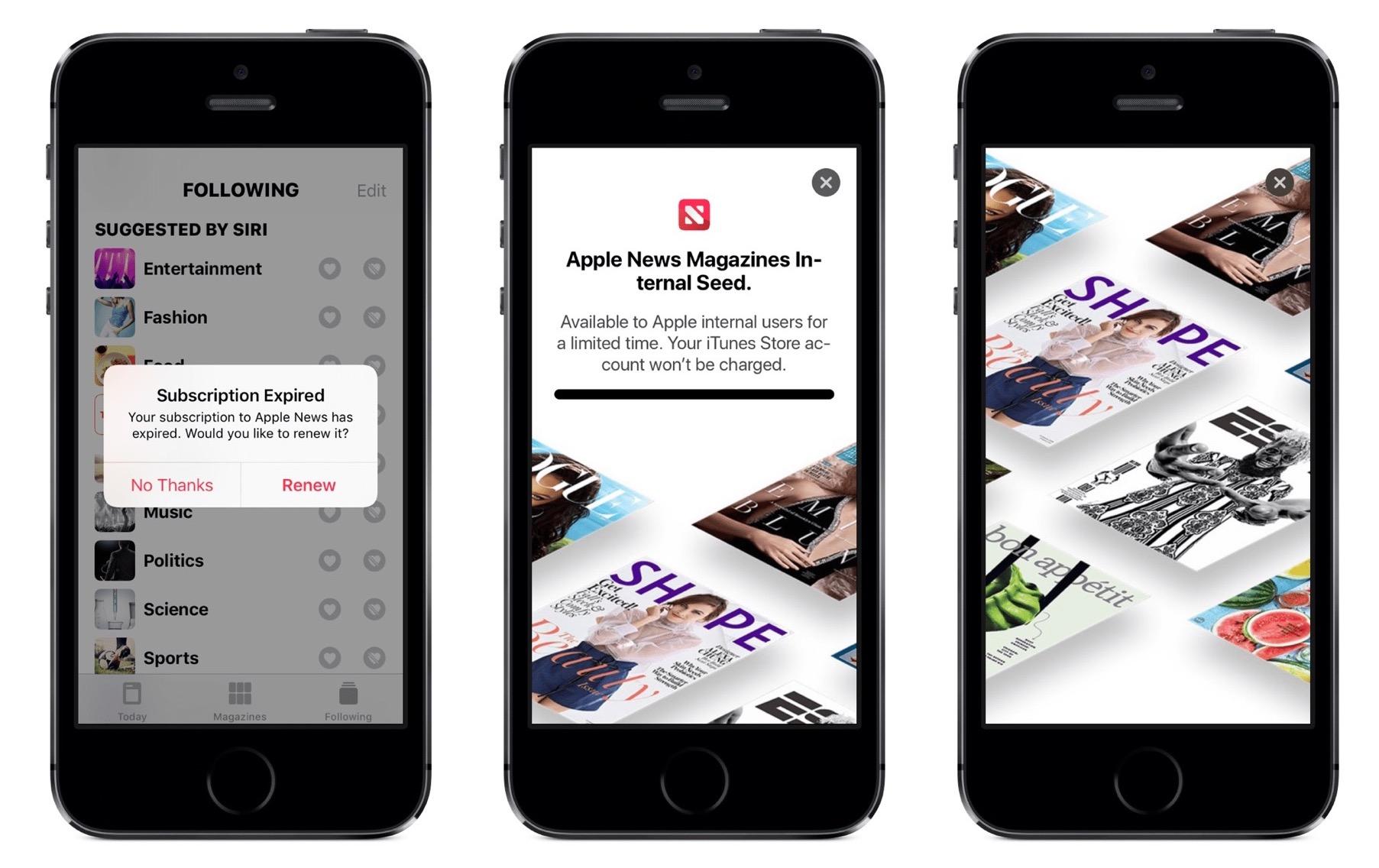La première Beta publique d'iOS 12.2 est disponible (avec tvOS 12.2 et macOS Mojave 10.14.4) 1