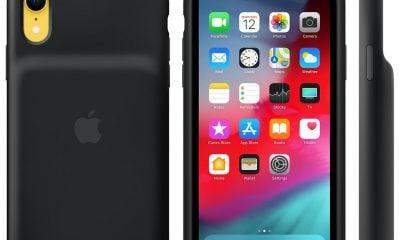 MàJ x 2 - Apple sort ses coques «Smart Battery» Qi pour iPhone XS, XS Max et XR 13