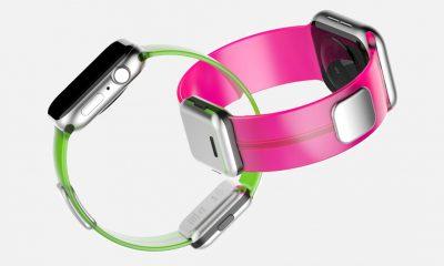 Aura : le capteur de masse graisseuse et autres données corporelles s'intègre dans un bracelet Apple Watch 21