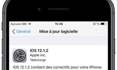 Comment stopper le téléchargement d'une mise à jour iOS 33