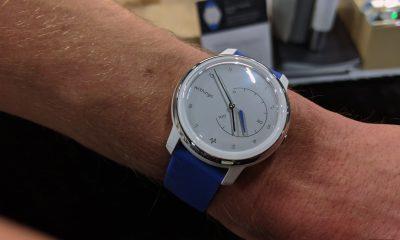 Withings Move ECG : une montre connectée capable d'enregistrer un électrocardiogramme 35