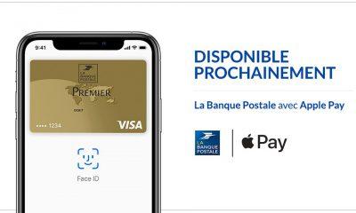 Apple Pay arrive à La Banque Postale 9