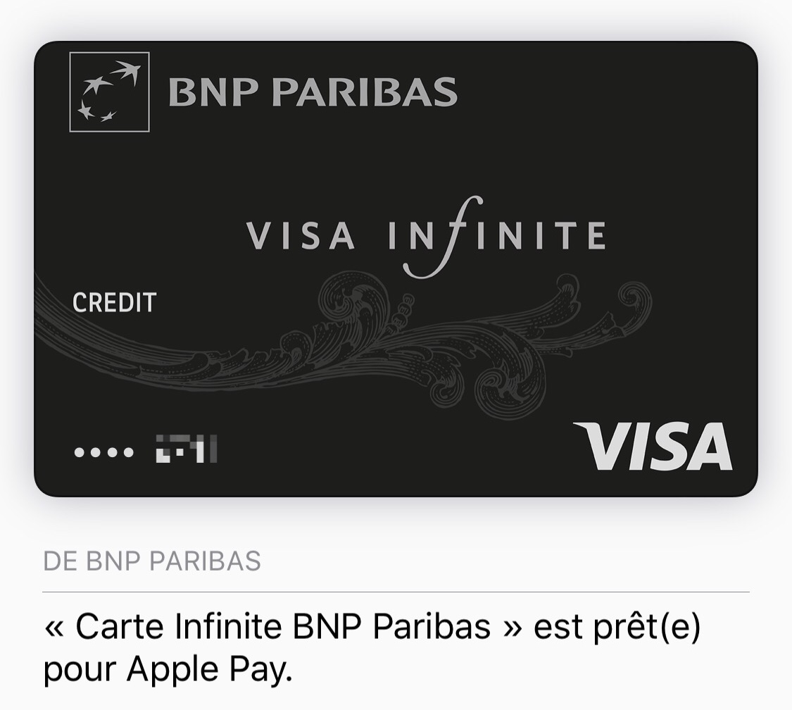 Les cartes bancaires des clients HSBC France et BNP désormais utilisables avec Apple Pay sur iPhone et Apple Watch 1